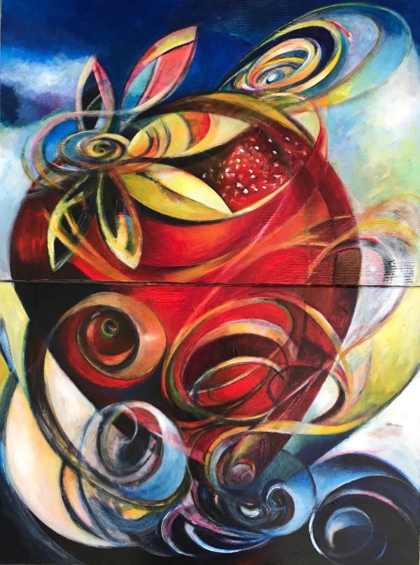 1250 Strawberry by Judy Gittelsohn