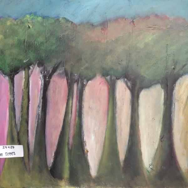 1174 Wisdom Trees by Judy Gittelsohn