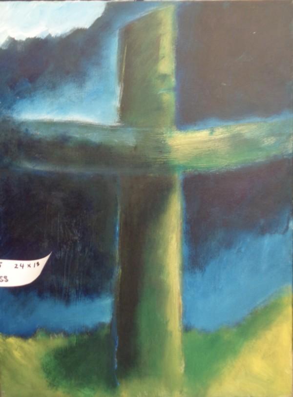 1175 Cross  by Judy Gittelsohn