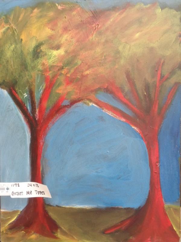 1178  Grant Me Trees by Judy Gittelsohn