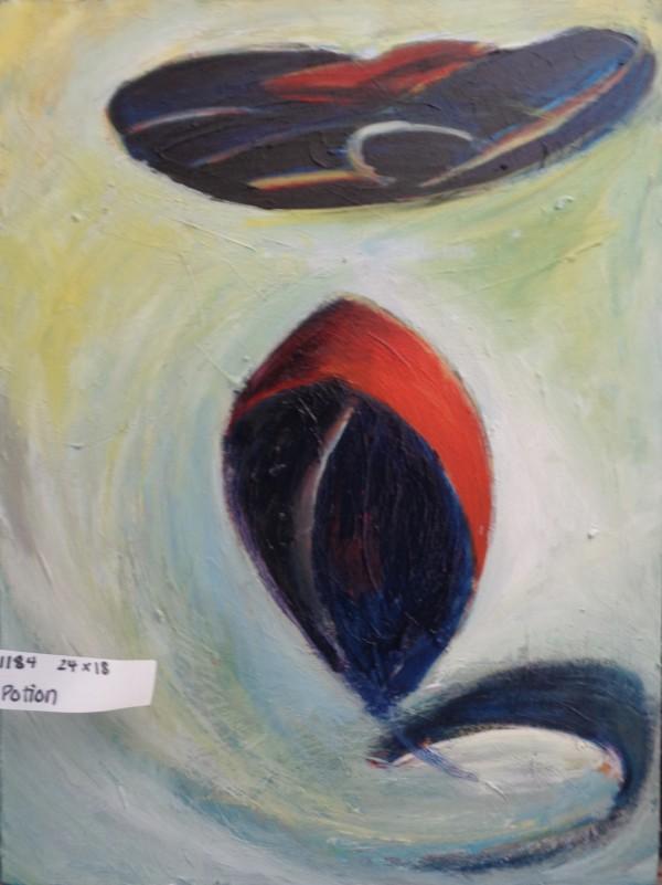 1184 Potion by Judy Gittelsohn