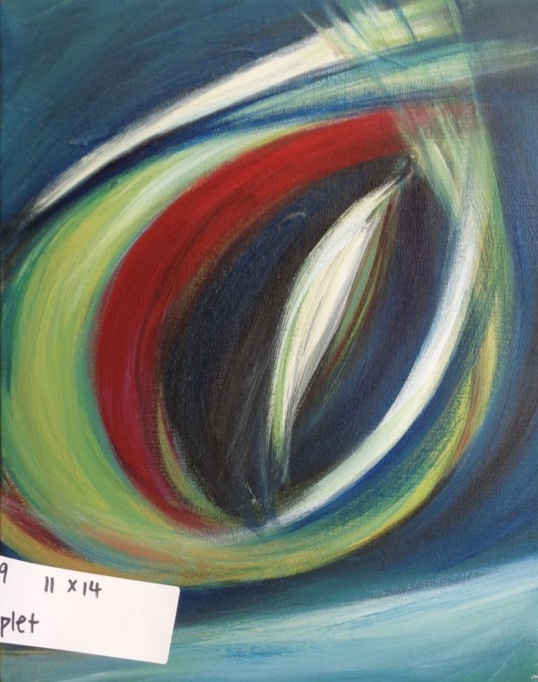 1199 Droplet by Judy Gittelsohn