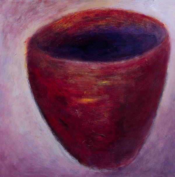 1068 Wide Cup by Judy Gittelsohn