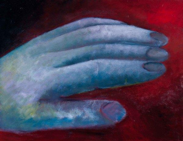 1066 Hand  by Judy Gittelsohn