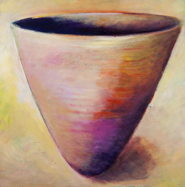 1055 Something Cup  by Judy Gittelsohn