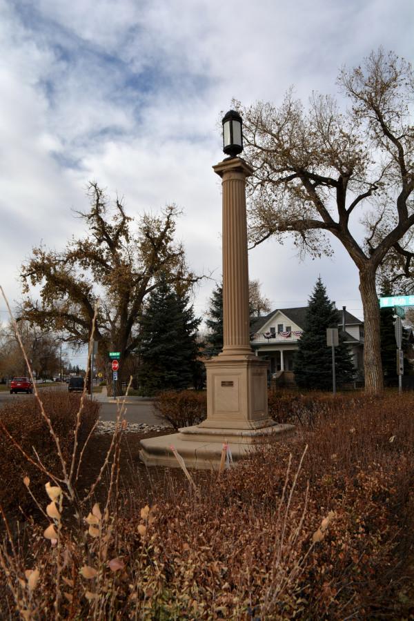 Frank Wenger Holliday Memorial