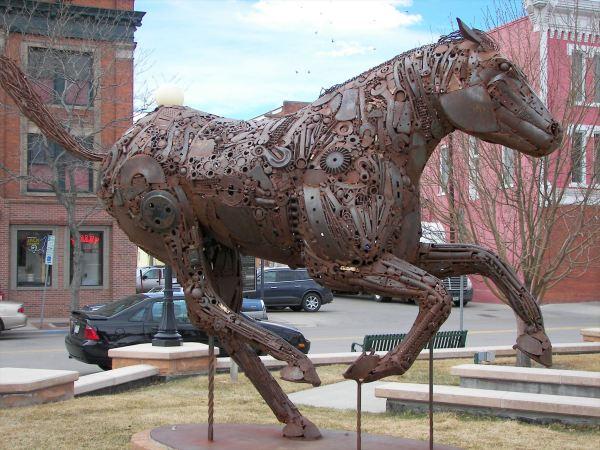 Iron Horse by Lyle Nichols