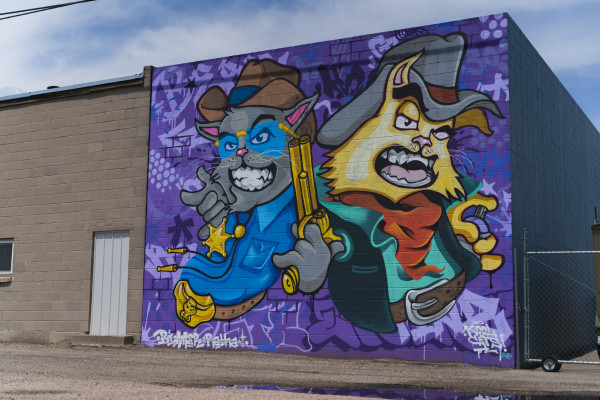 Kool Cats by Bimmer Torres
