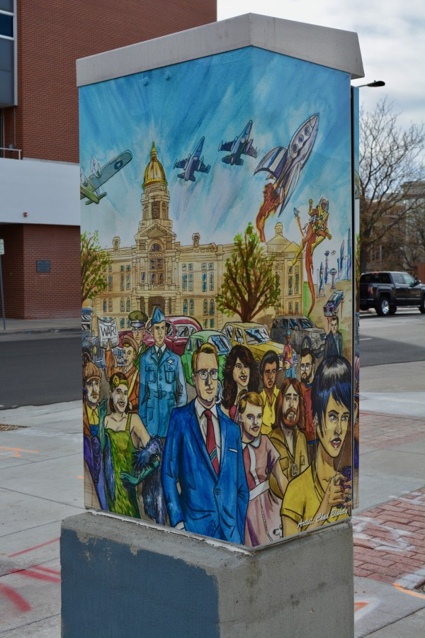Wyoming History by Chad Blakely