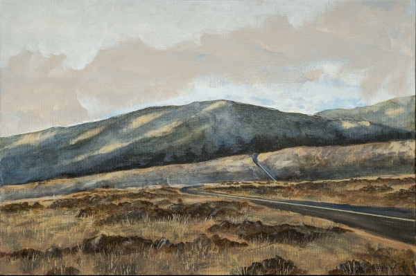 Desert Edge by Kerry Beverly
