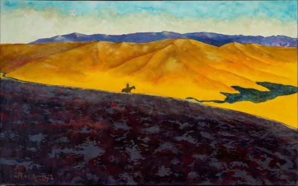 Southwestern Scene by Kerry Beverly