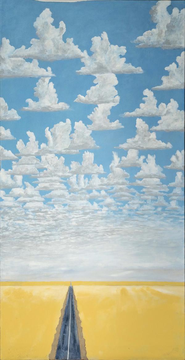 Cloud Ocean by Kerry Beverly