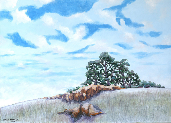Little Ridge by Kerry Beverly