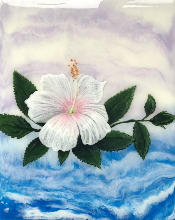 Dreaming of Hibiscus by Stevie J. Dopheide