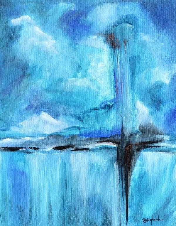 Island Rain by Stevie J. Dopheide