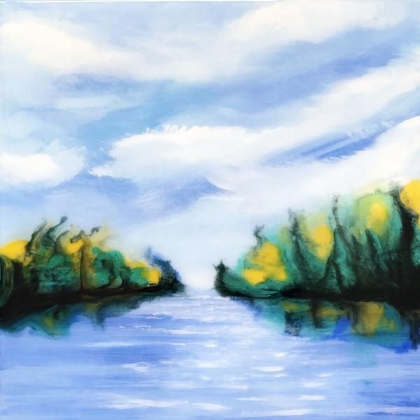 Calm Waters by Stevie J. Dopheide