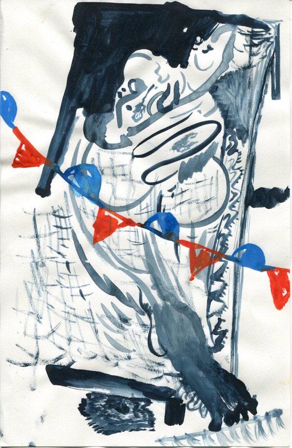 Stationary Front #2 by Branden Koch