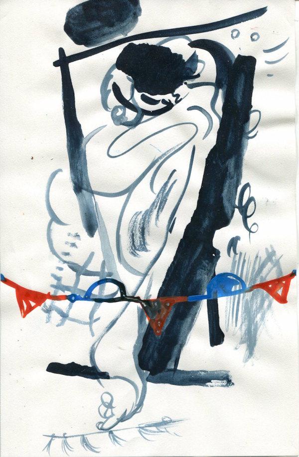 Stationary Front #3 by Branden Koch