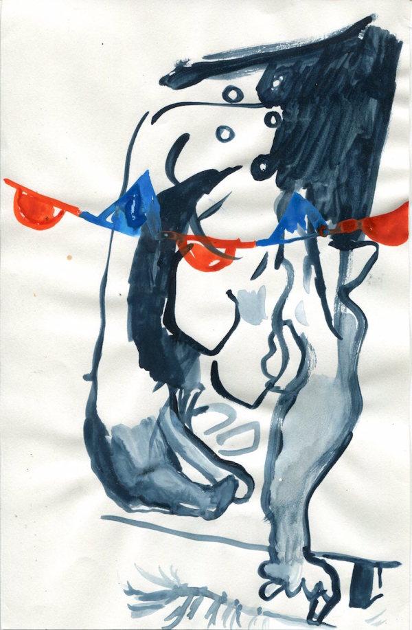 Stationary Front #4 by Branden Koch