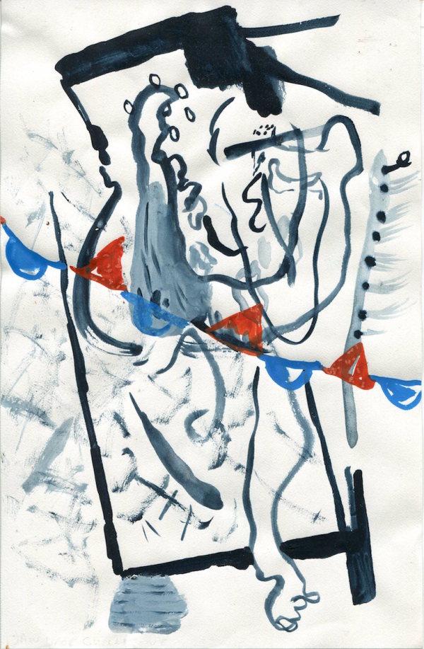 Stationary Front #5 by Branden Koch