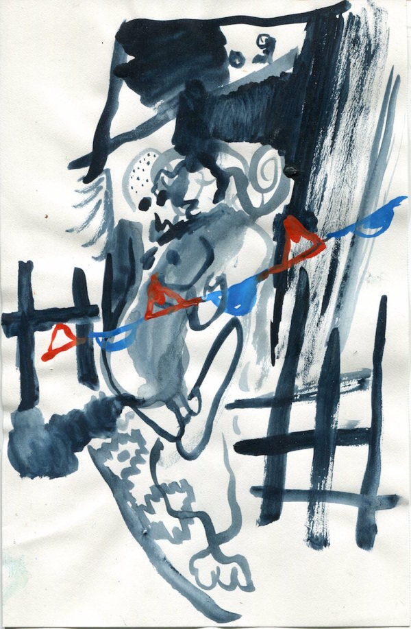 Stationary Front #6 by Branden Koch
