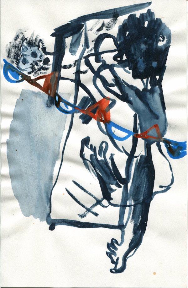 Stationary Front #7 by Branden Koch