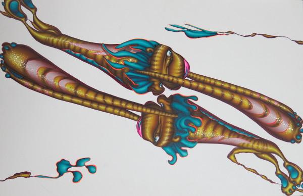 Panoptic Liger I by Michael Ogilvie