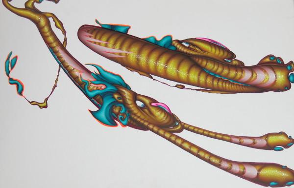 Panoptic Liger IV by Michael Ogilvie