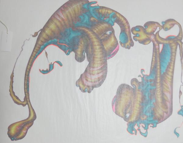 Panoptic Liger VIII by Michael Ogilvie