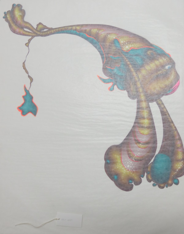 Panoptic Liger IX by Michael Ogilvie