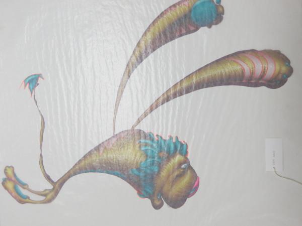 Panoptic Liger X by Michael Ogilvie