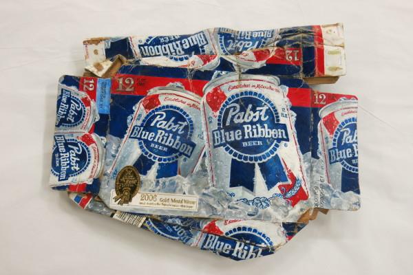 Pabst Blue Ribbon 12 Pack by Tom Pfannerstill
