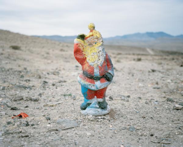 Santa by Alexa Hoyer