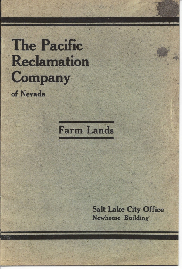 The Pacific Reclamation Company Brochure by Kristin Posehn