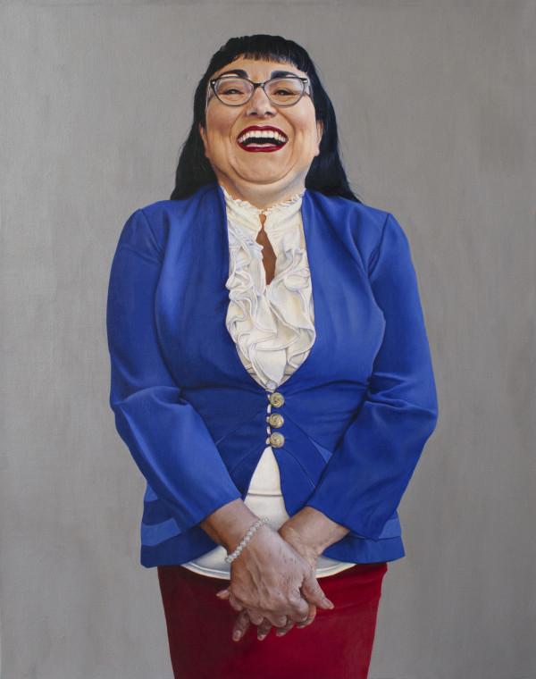 America by Zully Mejia