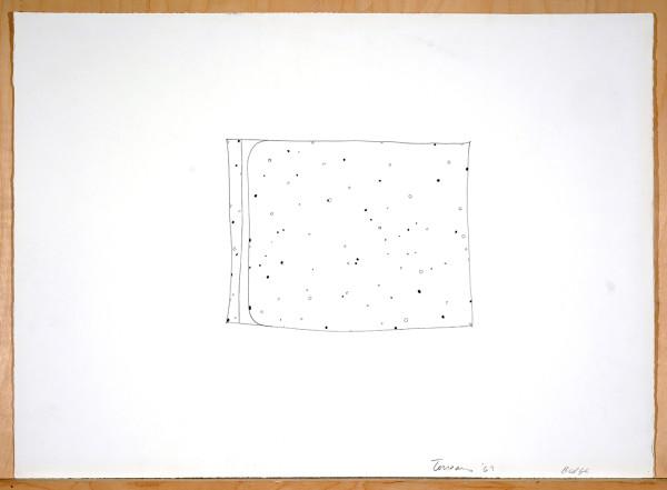 T.V. Bulge Sketch by John Torreano