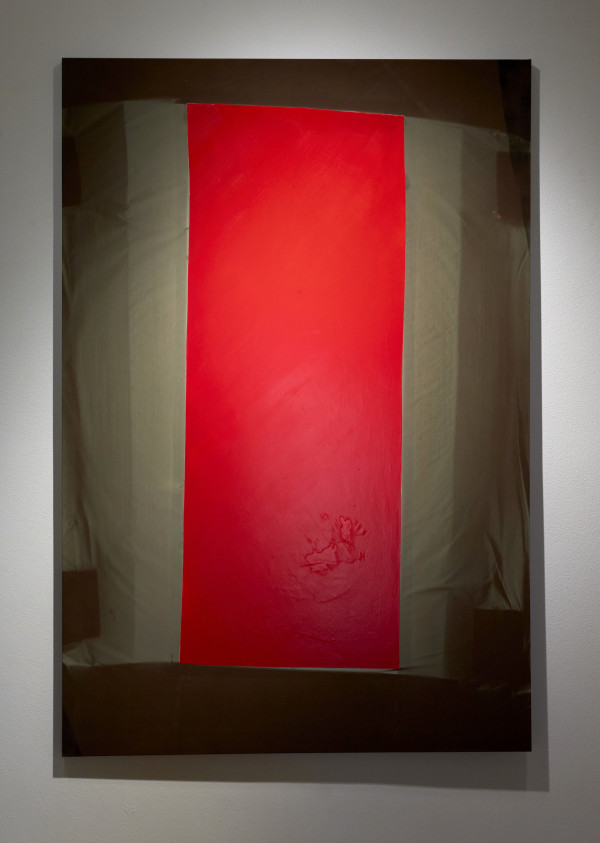Red Beam (Winter-Summer 2014) by Chris Duncan