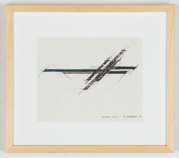 Automatic Pilot by Frank Schröder