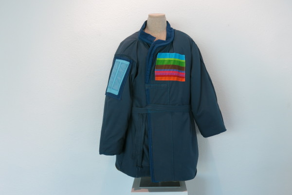 The Ice Next Time - Land and Water Authority Winter Jacket by Stephen Hendee