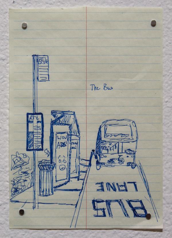 Bus by Daniel Magaña