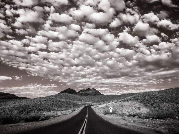 Into the Clouds by Nancy Good