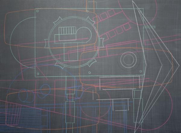 Lines of Frey Study #1 by Shawn Hummel