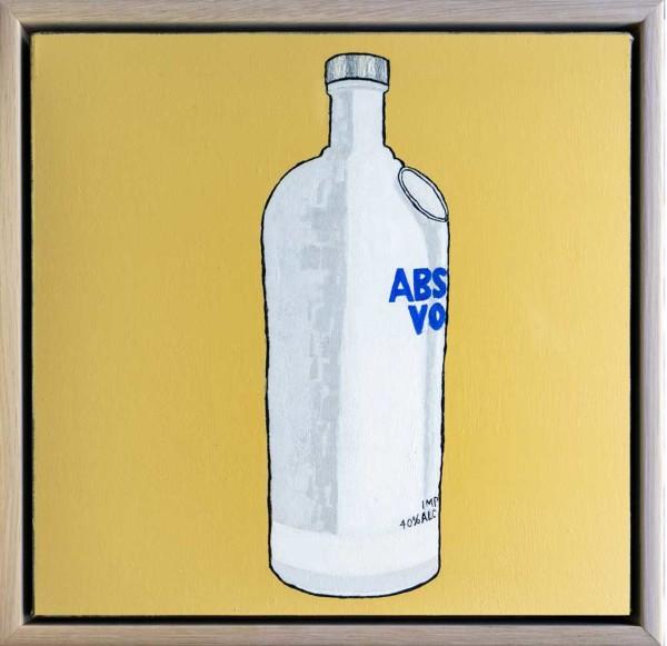 Absolut Vodka by Steve Munro