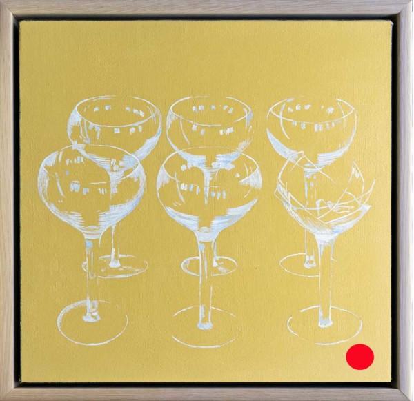 Champagne, broken by Steve Munro