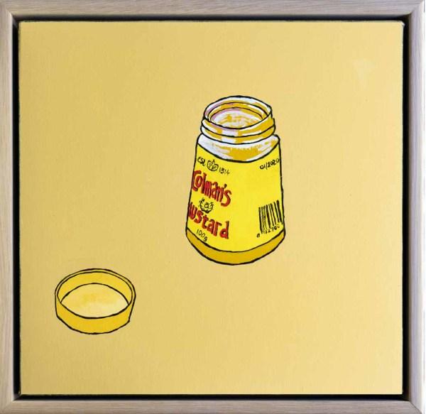 Colman's Mustard by Steve Munro