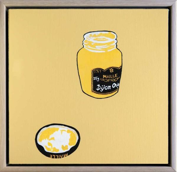 Maille Dijon Mustard by Steve Munro