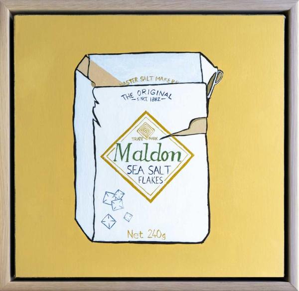 Maldon Sea Salt by Steve Munro