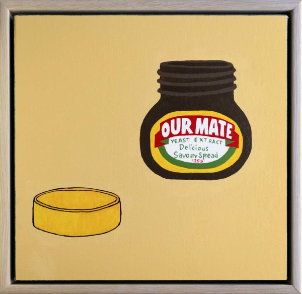 Our Mate Marmite by Steve Munro