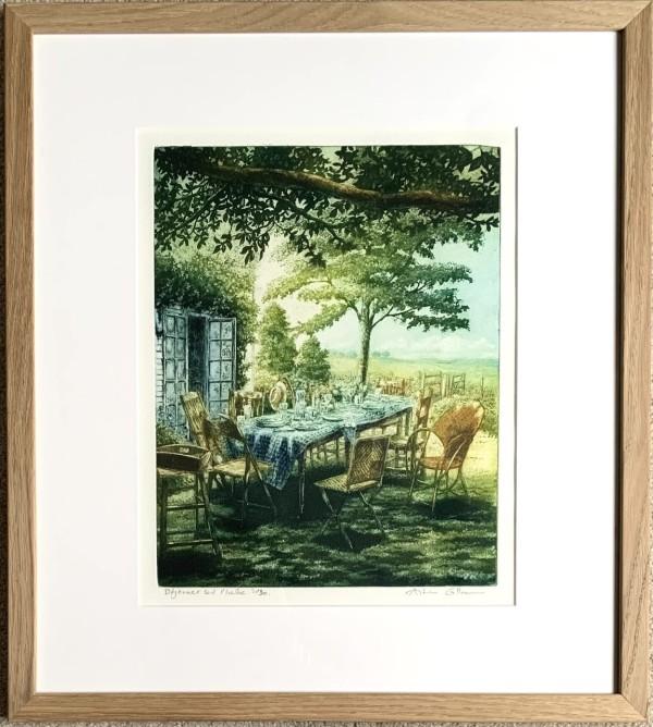 ENT150,   Déjeuner sur l'herbe by Antonia Enthoven