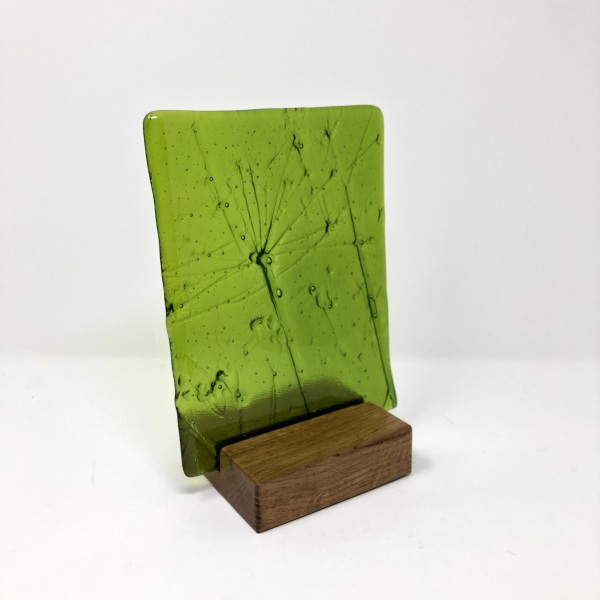 SHI276, Spring Green block by Hilary Shields